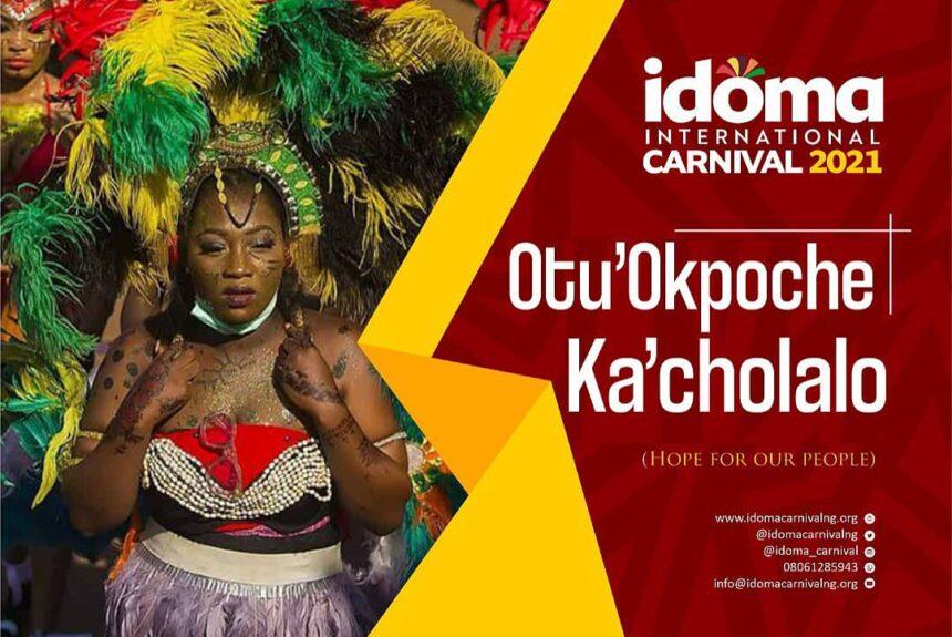 Press Release: Idoma International Carnival 2021